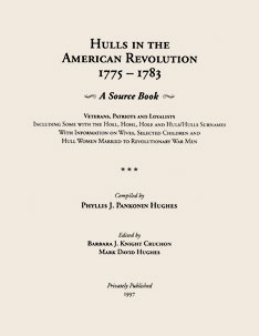 Hulls in the American Revolution Title Page image